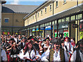 TQ8109 : Pirate Day parade at Queen's Square by Oast House Archive