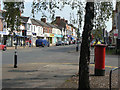 SP7661 : Barry Road, Northampton postbox (ref. NN1 567) by Alan Murray-Rust