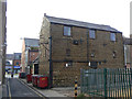 SP7660 : Building at Chapel Place by Alan Murray-Rust
