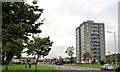 J3672 : Willowbrook House, Belfast by Albert Bridge