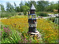 TQ2276 : RBC Rain Garden at the London Wetland Centre by Ian Yarham