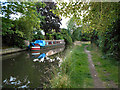 SP1472 : Stratford Canal, Hockley Heath by David Dixon