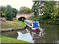 SP1572 : Stratford Canal, Hockley Heath by David Dixon