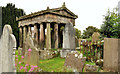 J5074 : The Corry Mausoleum, Movilla Abbey, Newtownards by Albert Bridge