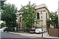 TQ2579 : Kensington United Reformed Church by Bill Boaden