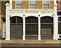 TQ3183 : Former shop front, Barnsbury by Julian Osley