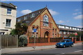 TQ2673 : Former church on Earlsfield Road by Bill Boaden