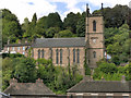 SJ6703 : St Luke's Church, Ironbridge by David Dixon