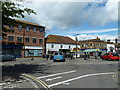 TQ2636 : August 2011 in Crawley's historic High Street (c) by Basher Eyre