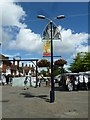 TQ2636 : August 2011 in Crawley's historic High Street (h) by Basher Eyre
