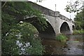 NJ5617 : Thomas Telford's Bridge at Bridge of Alford by Richard Kay