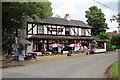 TQ0192 : The Dumb Bell, Shire Lane, Chalfont St Peter, Buckinghamshire by Christine Matthews