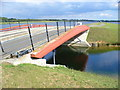 SU9178 : Bridge at Dorney Lake by Colin Smith