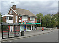 SK6149 : Calverton Post Office by Alan Murray-Rust