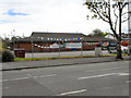 SJ8795 : Longsight Sports and Social Club by David Dixon