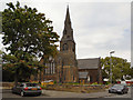 SJ8695 : Church of St John the Apostle and Evangelist by David Dixon