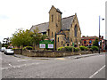 SJ8794 : Levenshulme Methodist Church by David Dixon