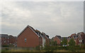 SJ6651 : Housing in Flowerscroft, Nantwich by John Firth