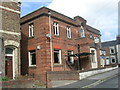 SE5950 : South Bank Social Club - Ovington Terrace by Betty Longbottom