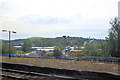 SJ9598 : View over Stalybridge from the station by John Firth