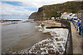 NZ7818 : The Harbour, Staithes by Dave Hitchborne