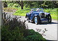Dist:0.3km&lt;br/&gt;This beautiful MG travelled through Horndean village in the Scottish Borders on a sunny 30th April 2011