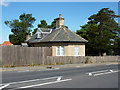 SK5981 : Blyth Road Lodge by Richard Croft