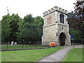 TQ4483 : Barking Curfew Tower by Stephen Craven