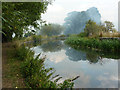 SK6078 : Chesterfield Canal by Richard Croft