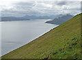 NG5146 : Steep slope below Sithean Bhealaich Chumhaing : Week 34