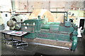TQ3580 : London Hydraulic Power Company, Wapping Pumping Station - machinery by Chris Allen