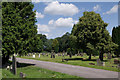 TQ2742 : Horley New Churchyard by Ian Capper