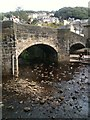 SD9927 : The bridge, at Hebden Bridge by hayley green