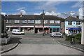SX5353 : Plymstock: Elburton shops by Martin Bodman