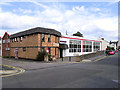 SJ9186 : Hazel Grove Baptist Church by David Dixon