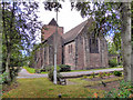 SJ8985 : Parish Church of St Michael and All Angels, Bramhall by David Dixon
