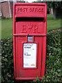 TM2868 : Goddards Corner Postbox by Adrian Cable