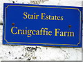 NX0964 : Craigcaffie Farm by Billy McCrorie