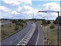 SD7404 : M61 Junction 2 by David Dixon