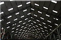 TQ7569 : Roof of the Lifeboat Museum, Chatham Historic Dockyard, Kent by Christine Matthews