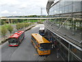 NZ2162 : Metrocentre transport interchange by Malc McDonald