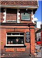 TR1458 : George Beer Window (Bell & Crown) by Des Blenkinsopp