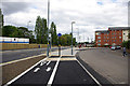 SP0483 : Shared use path alongside Aston Webb Boulevard and Dale Road by Phil Champion