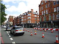 TQ2779 : Brompton Road, London SW3 by Stacey Harris