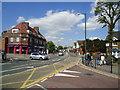 TQ1884 : Ealing Road, Alperton by Stacey Harris