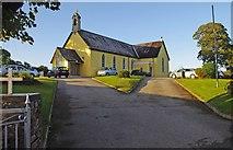 T0928 : Church of St. Margaret, Curracloe/Currach Cló by P L Chadwick