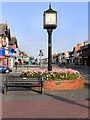 SD3142 : Cleveleys Clock by David Dixon