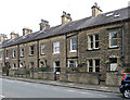 SE1039 : Bingley - Lock Road terrace by Dave Bevis