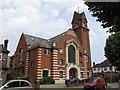 TQ2385 : The former Cricklewood Baptist Church, Anson Road / Sneyd Road, NW2 by Mike Quinn