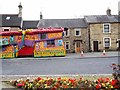 NZ0737 : 'The Crooked Cottage', Market Place, Wolsingham by Andrew Curtis